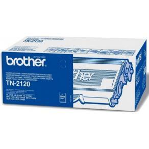 Toner BROTHER TN2120 svart