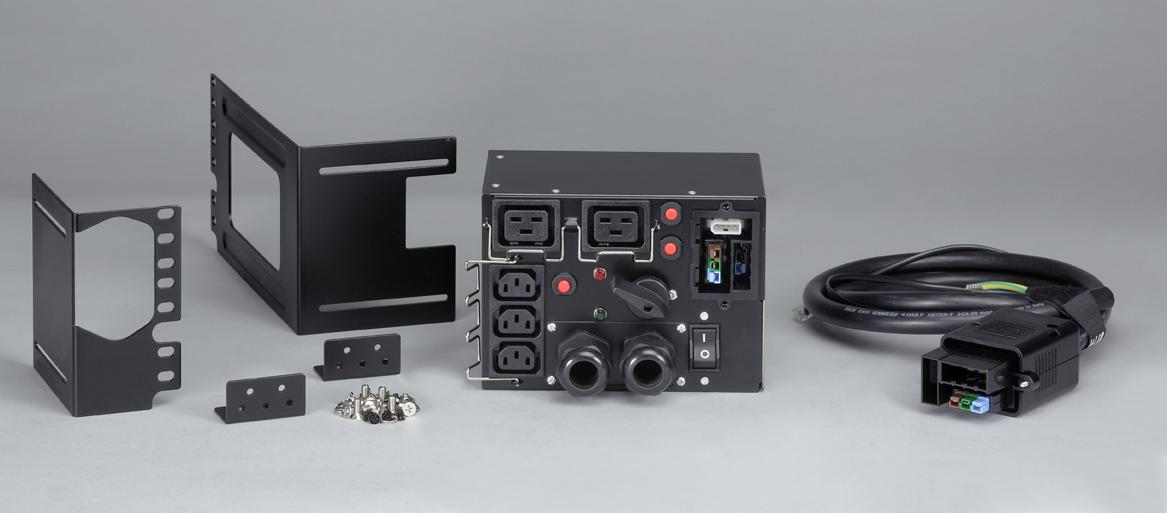 Eaton HotSwap MBP 6000i - Förbikopplare - för 9PX 9PX5KIBP, 9SX
