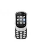 Nokia 3310 3G - Mobiltelefon - dual-SIM - 3G