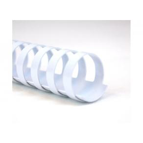 Bindningsspiral GBC CombBind Vit, 12mm, 95 blad, 100/fp