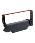 Epson ERC 38BR - 1 - svart, röd - färgband