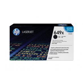 Toner HP CE260X 649X Svart
