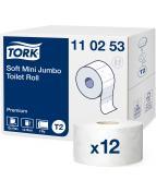 Toalettppr Tork Premium T2 12/