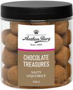 Dragé saltlakrits/choklad 150g