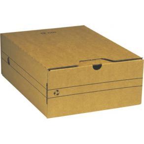 Arkivbox A4, wellpapp, 12cm