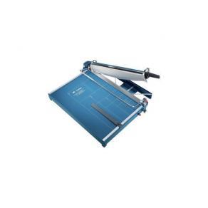 Skärmaskin DAHLE 565 A4+, automatisk press, giljotin 390mm, 40 ark