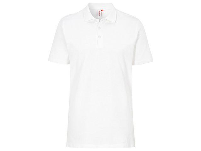 Almere Male Polo WHITE M
