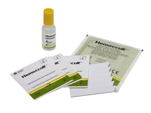 Provtag.set F-HB Hemoccult 120/FP