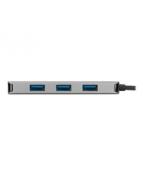 Targus - Hubb - 4 x SuperSpeed USB 3.0 - skrivbordsmodell