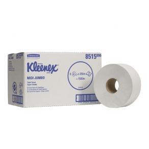 Toalettpapper KLEENEX Jumbo, 2-lagers, 250m, 6/fp