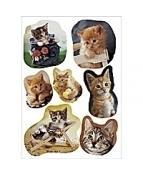 Herma stickers Decor kattungar (3)
