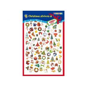 Stickers jul (1000)