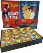 Presentask choklad vintage 188