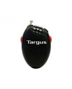 Targus Retractable Cable Travel Lock - Lås för