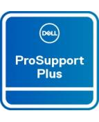 Dell Upgrade from 3Y Basic Onsite to 3Y ProSupport Plus - Utökat