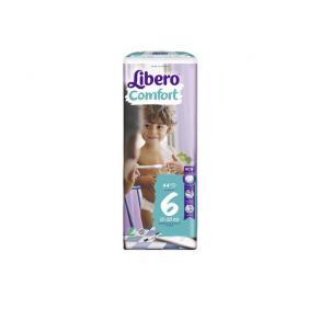 Blöja LIBERO Comfort S6 13-20kg 44/FP