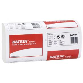 Pappershandduk KATRIN Classic One Stop, 2-lager, 23.5cm, 3024/fp
