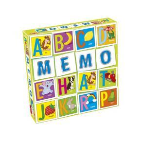 Memo ABC från 3 år