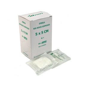 Kompress NW steril 5-p 5x5cm 150/FP