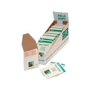 Plåster Akla Soft plån 25/FP