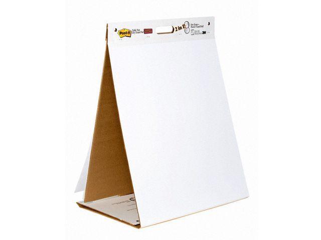 Blädderblock POST-IT bord 584x508mm 6st