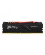 Kingston FURY Beast RGB - DDR4 - modul - 8 GB - DIMM 288-pin