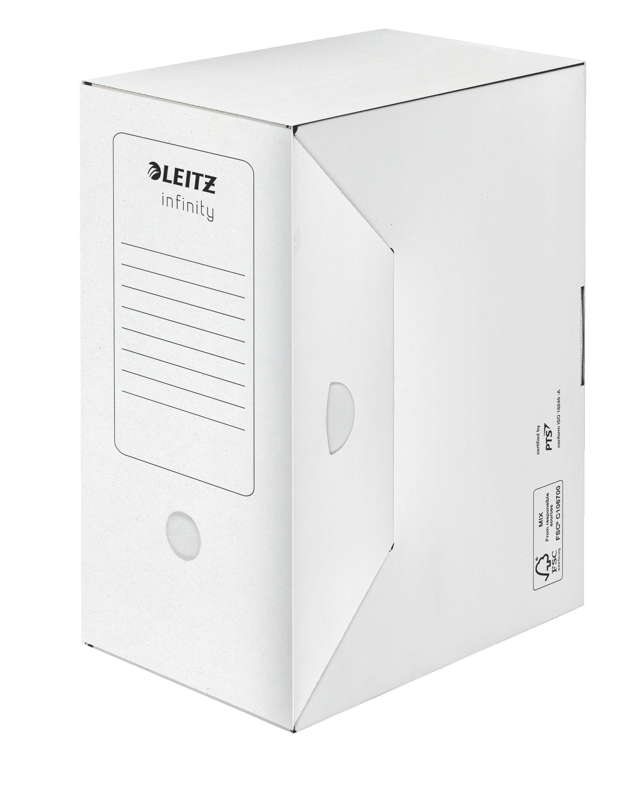 Arkivbox LEITZ Infinity FSC 150mm, 20st 10st