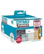 Etikett DYMO Durable 25mm x 25mm 1700/F