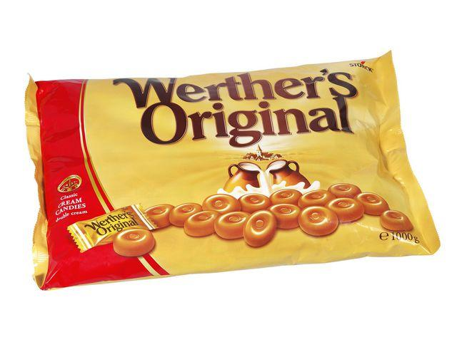 Werthers Original, 1000g
