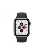 Apple Watch Series 5 (GPS + Cellular) - 40 mm - rymdsvart