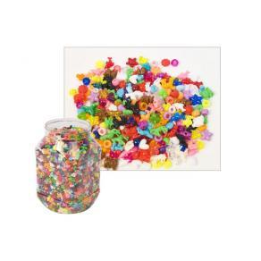 Plastpärlsats, 3350/fp
