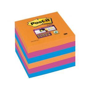 POST-IT Super Sticky Glow 76x76mm