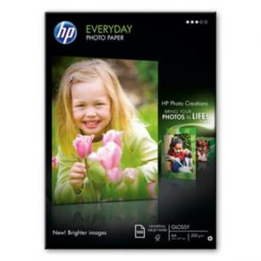 HP Everyday Photo Paper - Blank - A4 (210 x 297