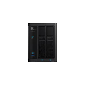 WD My Cloud PR2100 WDBBCL0280JBK - Pro Series - NAS-server - 2
