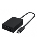 Microsoft USB-C to VGA Adapter - Extern
