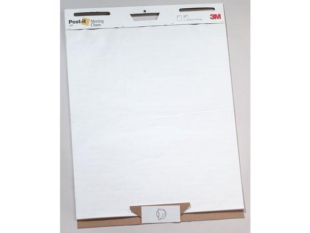Blädderblock POST-IT 559, 64x77cm, 30bl, 2st 2st