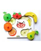 Knoppussel Frukt, 5 bitar