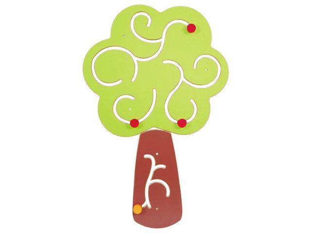 Lekpanel träd