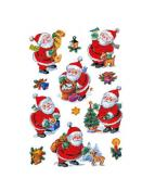 Herma stickers Decor glad santa claus (3)