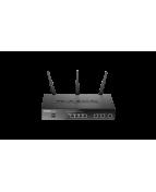 D-Link DSR-1000AC - Trådlös router - 4-ports-switch - GigE