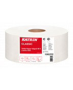 Toalettpapper KATRIN Classic Gigant M2, 2-lagers, 340m, 6/fp