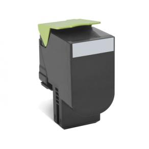 Lexmark 802SK - Svart - original - tonerkassett