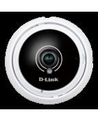 D-Link DCS 4622 - Nätverksövervakningskamera - kåpa - färg