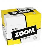 Zoom papper A4 80g ohålat kartong