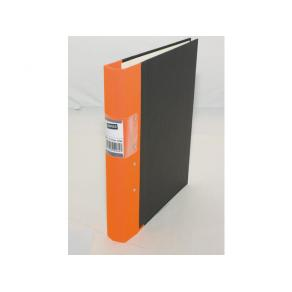 Gaffelpärm STAPLES A4 40mm orange
