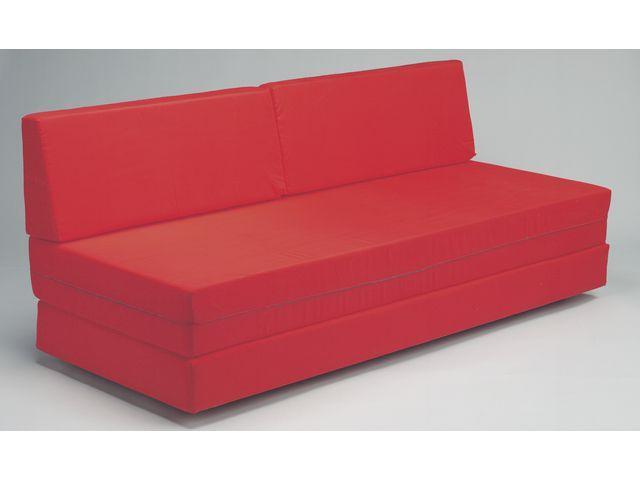 Myssoffa Röd