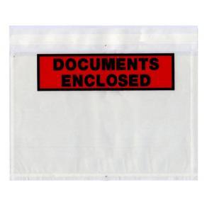 Dokumentficka C6 162x115, med tryck (1000)