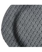 Ståmatta Yoga Fashion 58x83cm, textil PET grå