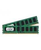 Crucial - DDR3L - kit - 4 GB: 2 x 2 GB - DIMM 240-pin - 1600 MHz