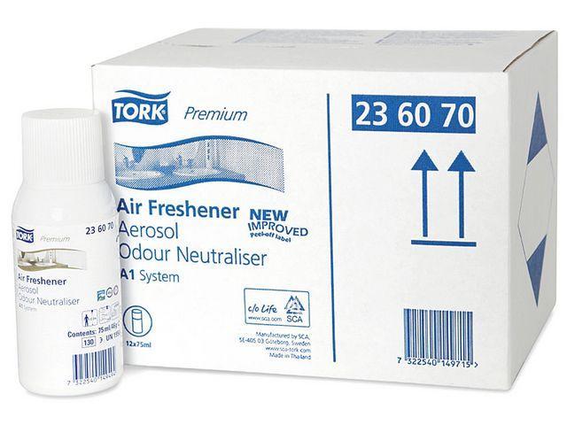 Luktförbättrare TORK Spray Neutral A1 12st